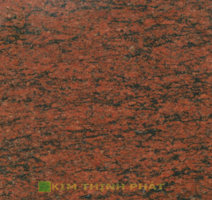 Đá Granite Red multi colour